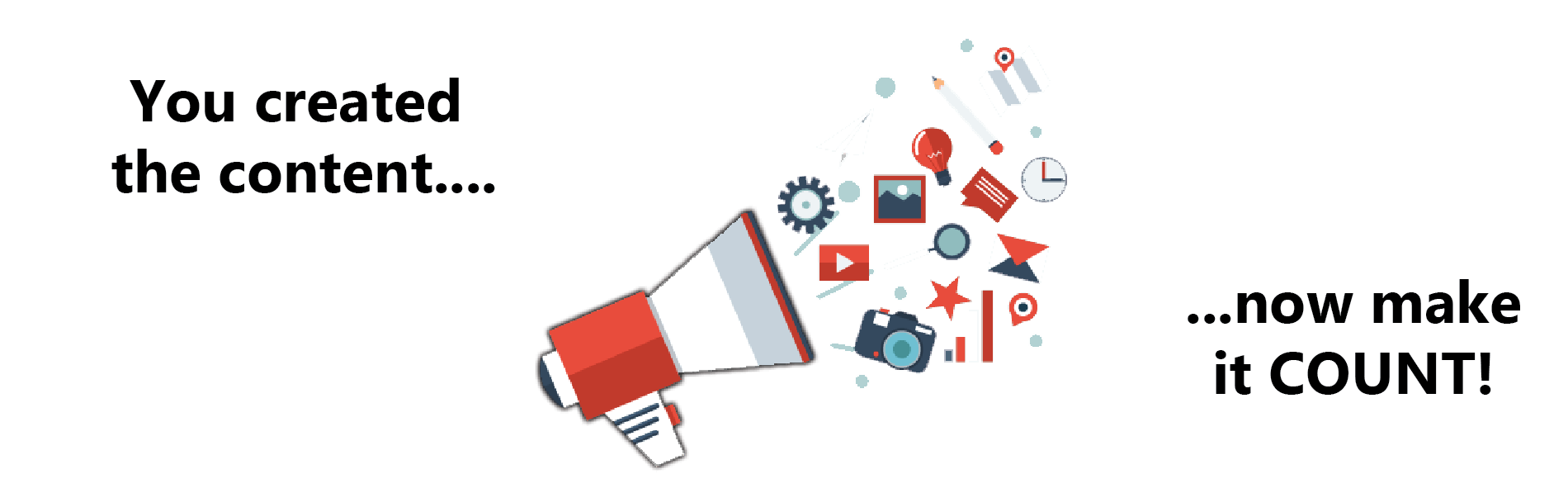 Make your content marketing count